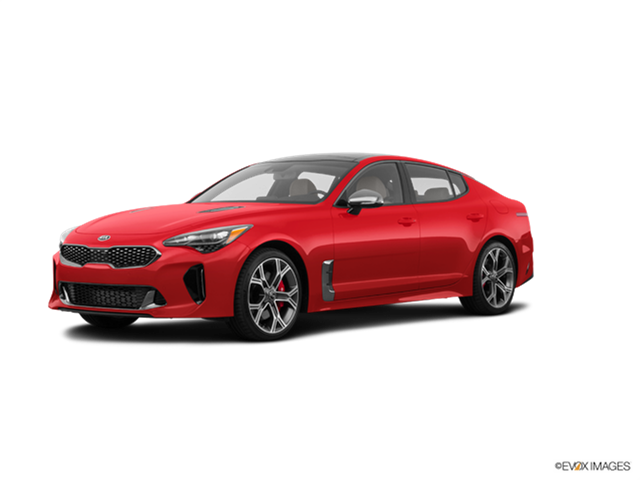 2019 Kia Stinger Gt New Car Prices Kelley Blue Book