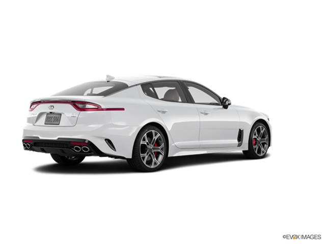 New Car 2018 Kia Stinger