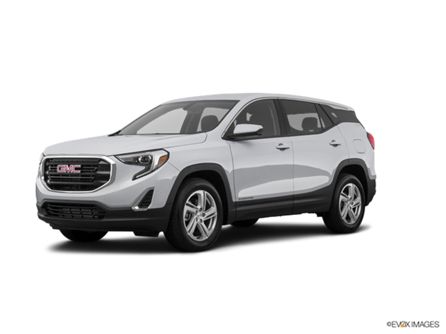 New Car 2018 GMC Terrain SLE