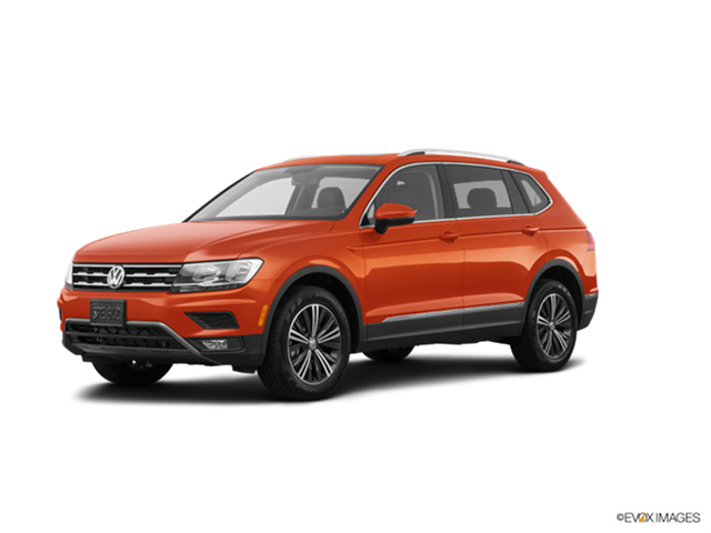 New Car 2018 Volkswagen Tiguan 2.0T SE