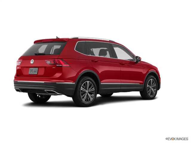 New Car 2018 Volkswagen Tiguan 2.0T SEL