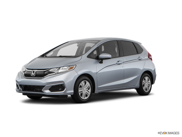 New Car 2019 Honda Fit LX w/Honda Sensing