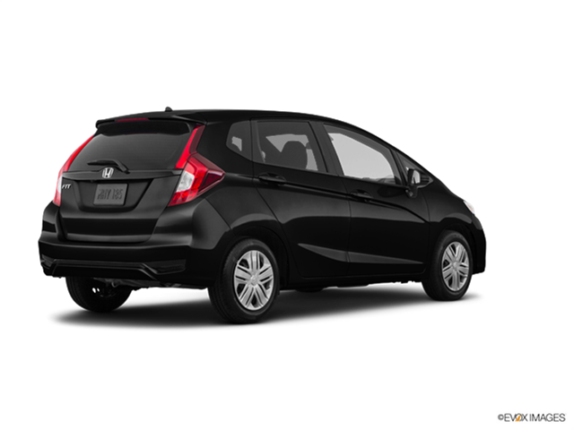New Car 2018 Honda Fit LX w/Honda Sensing