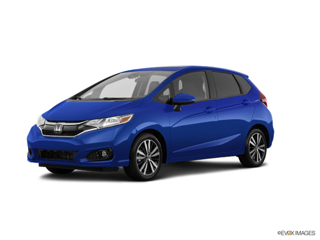 New Car 2019 Honda Fit EX-L