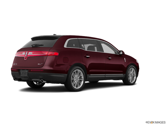 New Car 2018 Lincoln MKT Premiere