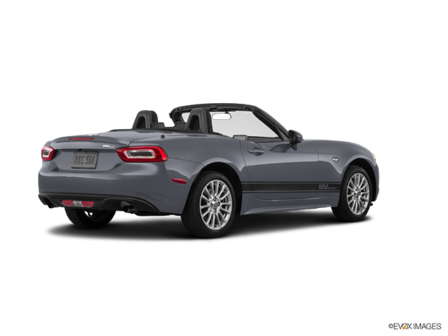 New Car 2019 FIAT 124 Spider Lusso