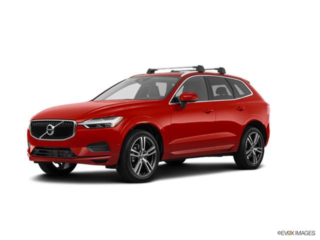 New Car 2019 Volvo XC60 T5 Momentum