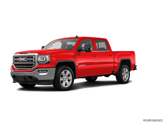 Top Expert Rated Trucks of 2018 - 2018 GMC Sierra 1500 Crew Cab