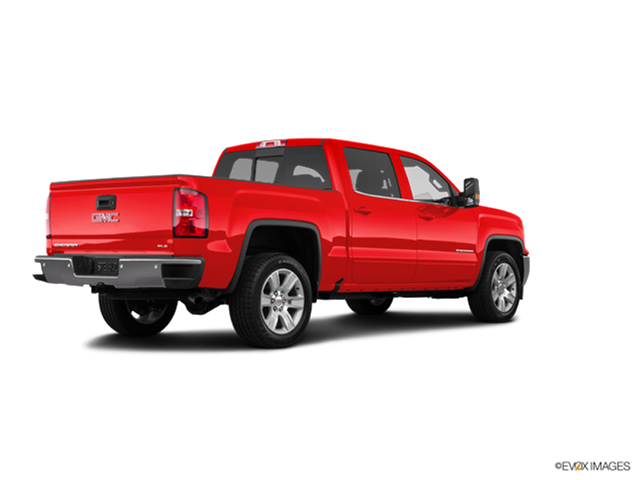New Car 2018 GMC Sierra 1500 Crew Cab
