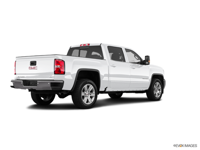 New Car 2019 GMC Sierra 1500 Crew Cab SLE