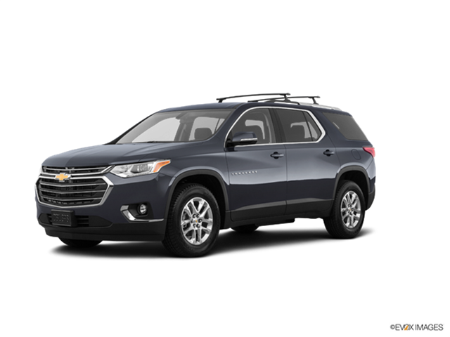 Top Consumer Rated SUVs of 2018 - 2018 Chevrolet Traverse