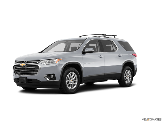 New Car 2018 Chevrolet Traverse RS