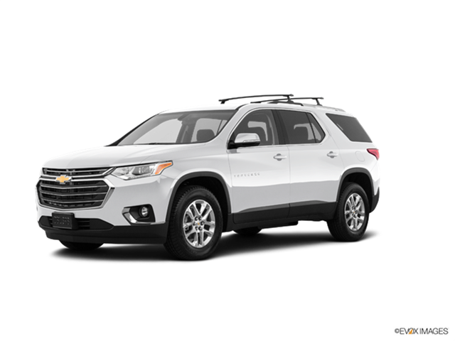 New Car 2018 Chevrolet Traverse LT