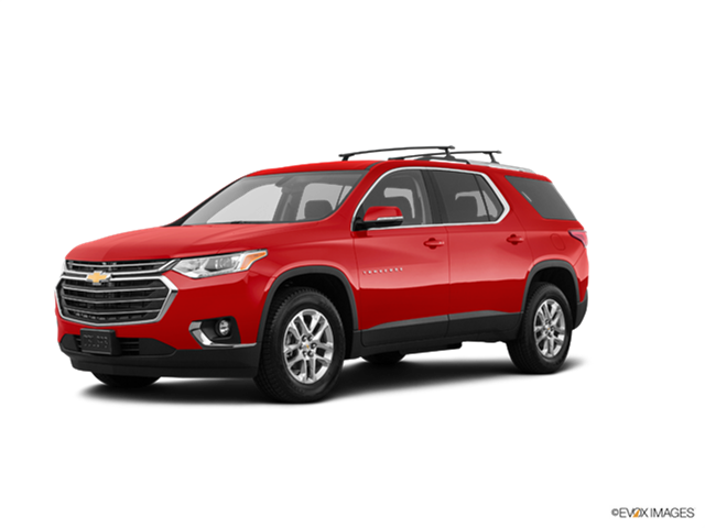 New Car 2018 Chevrolet Traverse Premier