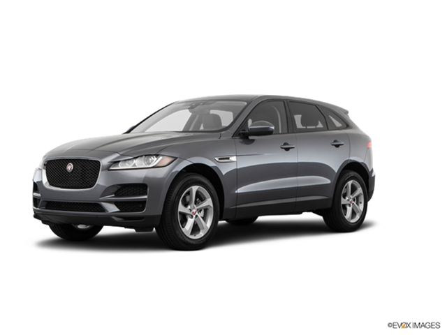 2018 Jaguar F Pace 35t Premium New Car Prices Kelley Blue Book