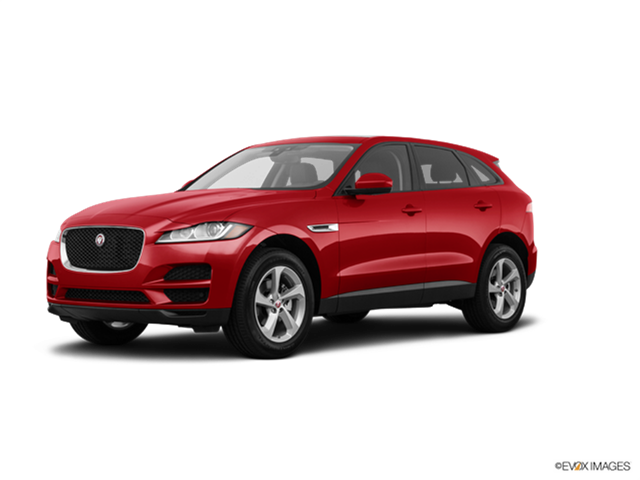 New Car 2018 Jaguar F-PACE 35t Premium