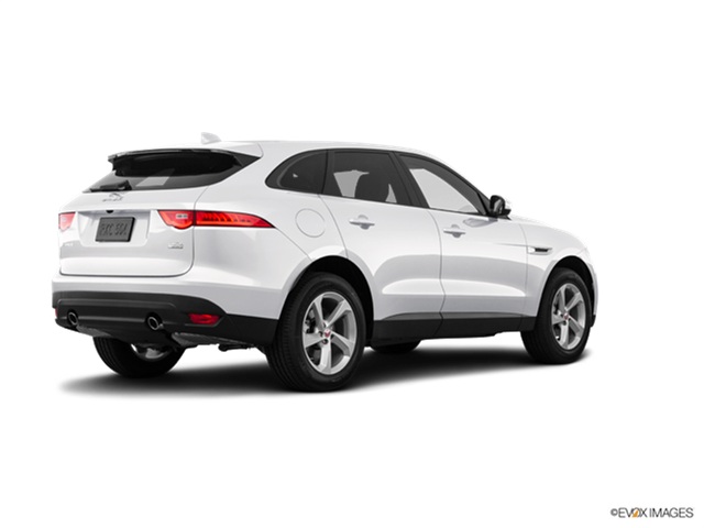 New Car 2018 Jaguar F-PACE 25t Premium