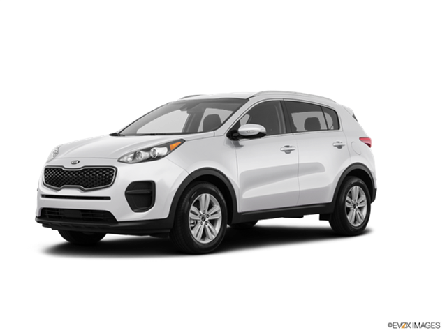 2018 Kia Sportage Kelley Blue Book
