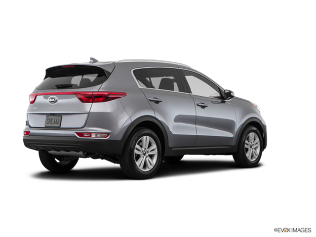 2018 Kia Sportage Lx New Car Prices Kelley Blue Book