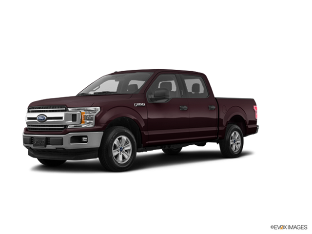 New Car 2018 Ford F150 SuperCrew Cab XL
