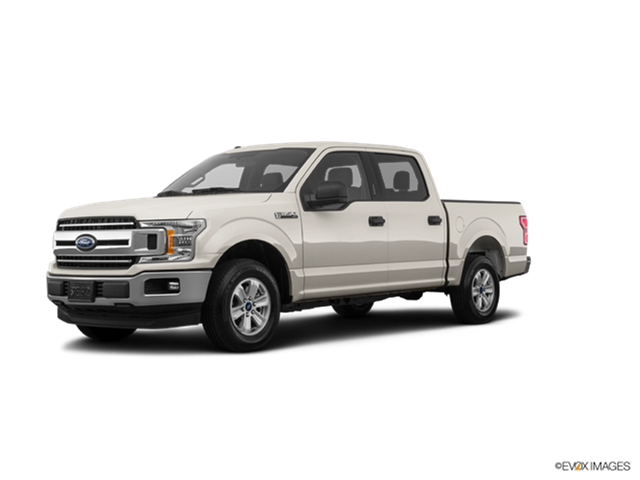 New Car  Ford F Supercrew Cab King Ranch