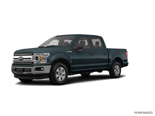 Best Safety Rated Trucks of 2018 - 2018 Ford F150 SuperCrew Cab