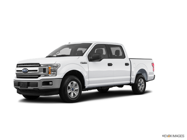 2018 ford f150 supercrew cab lariat new car prices kelley blue book. Black Bedroom Furniture Sets. Home Design Ideas