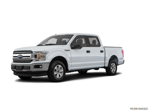 2018 Ford F150 Supercrew Cab Xlt New Car Prices Kelley Blue Book