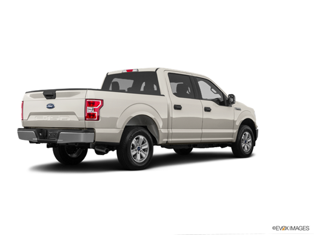 New Car 2018 Ford F150 SuperCrew Cab XLT
