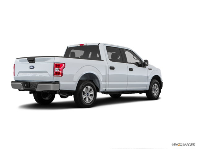 2018 Ford F150 Supercrew Cab Xl New Car Prices Kelley Blue Book