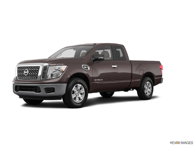 New Car 2018 Nissan Titan King Cab SV