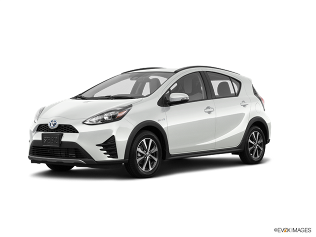 Most Popular Hybrids of 2018 - 2018 Toyota Prius c
