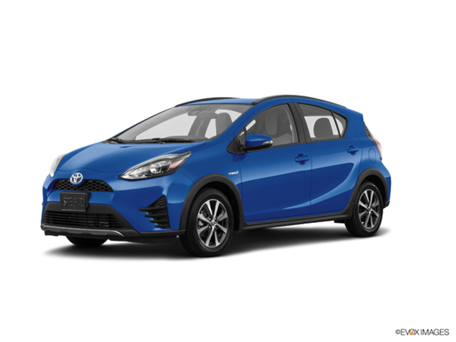 Top Consumer Rated Hatchbacks of 2018 - 2018 Toyota Prius c