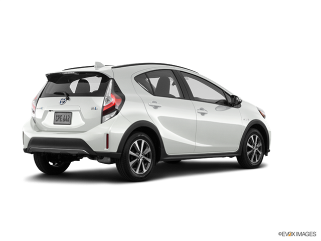 New Car 2018 Toyota Prius c Two