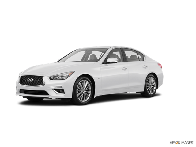 New Car 2018 INFINITI Q50 2.0t PURE