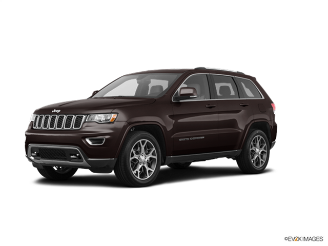 New Car 2018 Jeep Grand Cherokee Limited Sterling Edition
