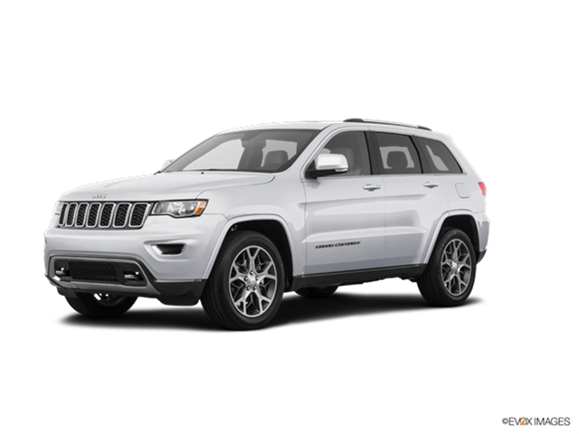 2018 Jeep Grand Cherokee Limited Sterling Edition Pictures ...