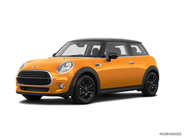 Best Safety Rated Coupes of 2018 - 2018 MINI Hardtop 2 Door