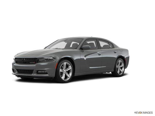 New Car 2018 Dodge Charger SXT