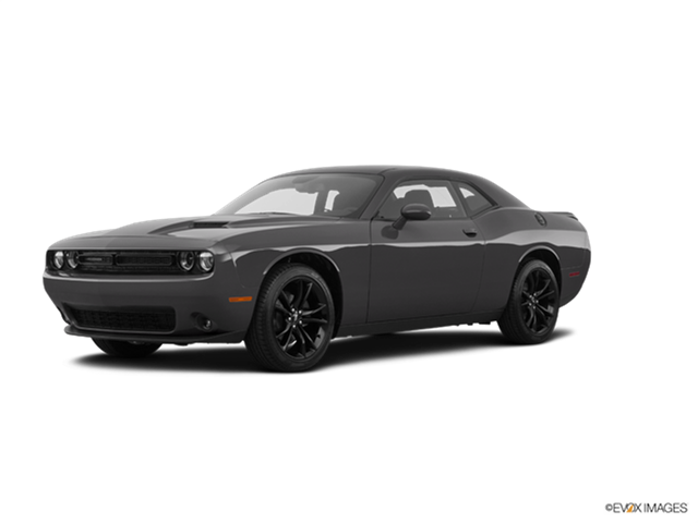 New Car 2018 Dodge Challenger SXT Plus