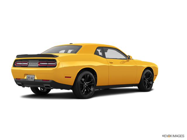 New Car 2018 Dodge Challenger SXT