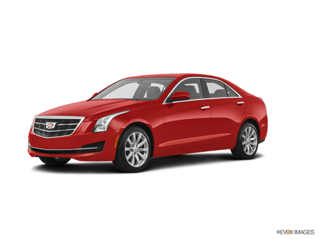 New Car 2018 Cadillac ATS