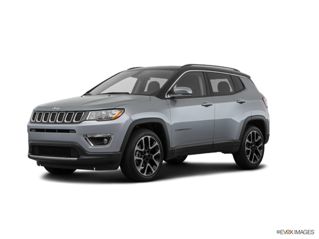 New Car 2018 Jeep Compass Limited