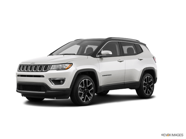New Car 2019 Jeep Compass Limited