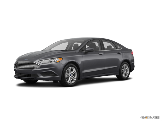 Most Popular Sedans of 2018 - 2018 Ford Fusion