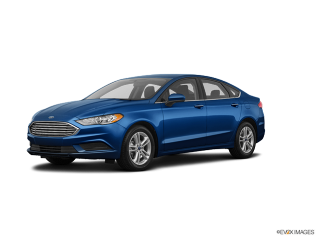Most Fuel Efficient Sedans of 2018 - 2018 Ford Fusion