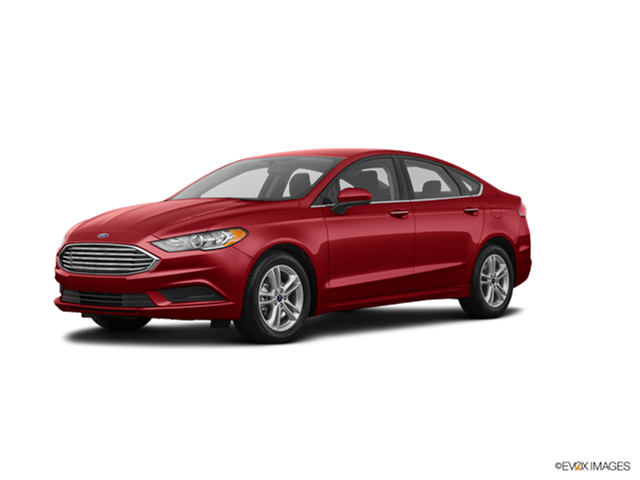 2018 Ford Fusion Platinum New Car Prices | Kelley Blue Book