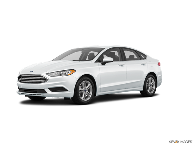 2018 Ford Fusion S Hybrid New Car Prices | Kelley Blue Book