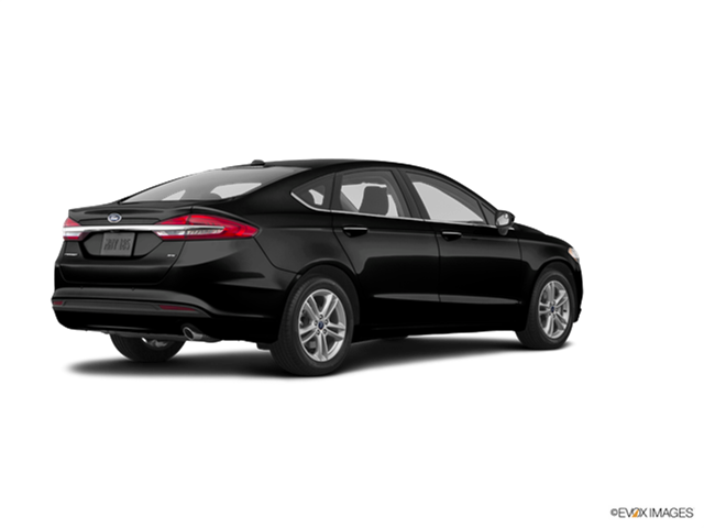 New Car 2018 Ford Fusion Sport