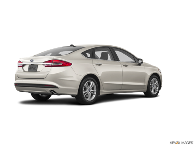 New Car 2018 Ford Fusion S